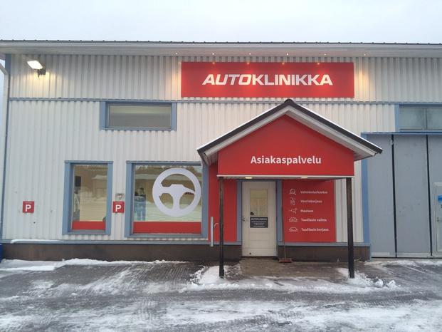 Raahen Automaalaamo Oy