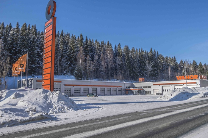 Vianor kuopio kallantie kilpailuta autohuolto for Garage vianor auray