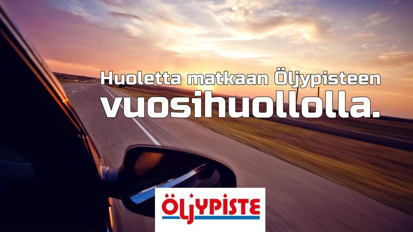 öljypiste Tampere